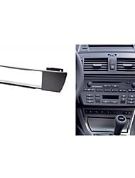 autoradio garniture d'installation fascia pour BMW Série 5 (E39) 1995-2003 x5 (e53)