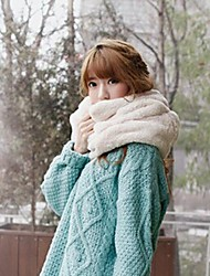Fur Scarf Elegant Faux Rabbit Fur Special Occasion Scarf / Wrap (More Colors)