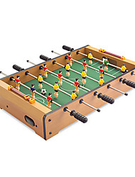 Football Table with 6 Handles Desktop Toy
