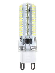 5W G9 LED Mais-Birnen T 104 SMD 3014 300 lm Natürliches Weiß AC 220-240 V