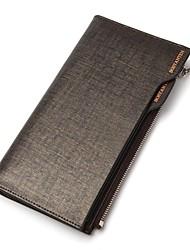 Топ кожаный бумажник держатели bostanten мужские многофункциональный cardbag связующее карта позиции ID