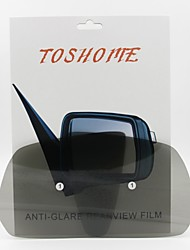 toshome anti-glare film voor buitenspiegels voor benz gl-klasse 2006