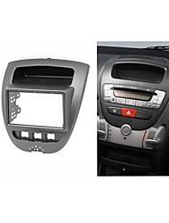 l'installation de l'autoradio fascia garniture pour Citroen C1 2005+ / 2005+ Toyota Aygo / Peugeot