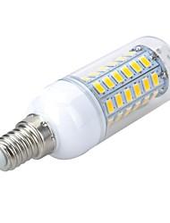 10W E14 LED лампы типа Корн T 56 SMD 5730 800-1000 lm Тёплый белый / Холодный белый AC 220-240 V 1 шт.