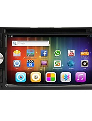 Android 4.2 6.2 Inch In-Dash Car DVD Player Multi-Touch Capacitive with WIFI,GPS,RDS,IPOD ,BT,DVB-T