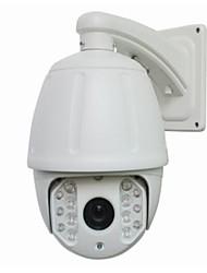 ptz cámara domo IP (sensor CMOS de color 3.1 pulgadas) 1920 * 1080p impermeable IP66 día noche