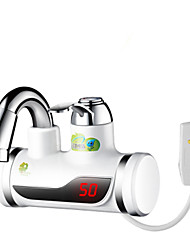 Digital Electric Water Heaters Faucet Cold hot dual-purpose c2 Temperature protection