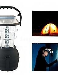 Lanternes & Lampes de tente Batterie Chargeur CA Solaire Chargeur Voiture Rechargeable Imperméable - Rechargeable Imperméable