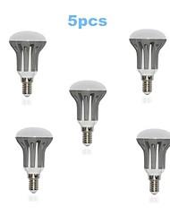 R - Круглые лампы ( Прохладный белый 3 W- E14