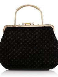 Women's Fashion Beaded Auspicious Scales  Handbag