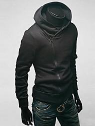 venda quente camisa dos homens moda fleece com capuz