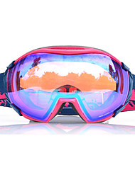 Basto más nuevas gafas de esquí de la moda de invierno estilo