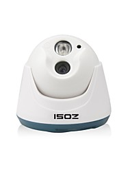 ZOSI® 800TVL IR Cut Night Vision 100ft(30m) Indoor CCTV Seurity Dome Camera Surveillance