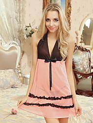 Women Lace Lingerie / Ultra Sexy / Suits Nightwear , Cotton / Lace