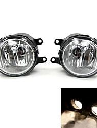 TIROL Fog Driving Light Lamp kit H11 55W OEM Replacement for Toyota Highlander Pair