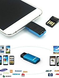 KINGMAX Micro USB OTG card reader with OTG support for smartphone&Tablet PC