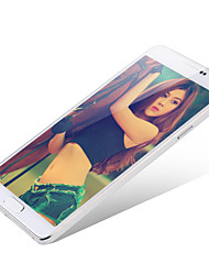 "N ° 1 Note4 5.7 "" Android 4.4 Smartphone 3G (Single SIM Quad Core 13 MP 1GB + 4 GB Blanc)"