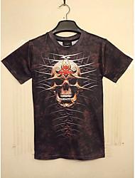 нектарин мужская Паттен печати футболка