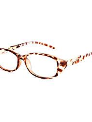 [lentes livres] pc oval full-jante óculos de grau de moda