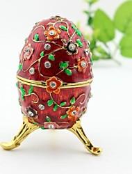 Faberge Egg Schmuck-Box