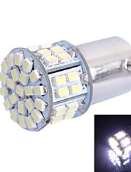 gc® 1156 / 5W BA15s 300lm 50 × 3020 blanc SMD LED pour la voiture tour directeur / backup / lampe de frein (dc 12v)