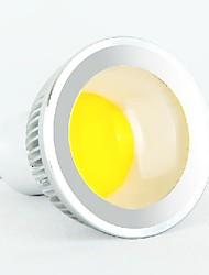 5W GU10 Focos LED MR16 1 COB 350-400 lm Blanco Fresco AC 85-265 V