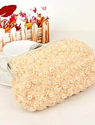 abby®romantic und elegant die Rosen mit Perlen und Diamanten Kupplungen&Abendtaschen