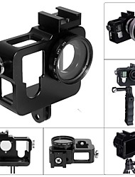 Gopro Accessories Gopro Case/Bags / Camera Lens For Gopro Hero 2 / Gopro Hero 4Radio Control / SkyDiving / Surfing/SUP / Boating /