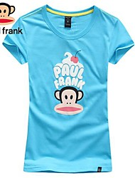 2014 new PAUL FRANK Paul new cotton short sleeved T-shirt sweetheart lady