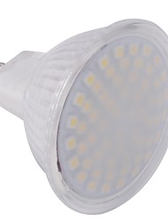 GU5.3(MR16) LED Spotlight MR16 60 SMD 3528 300 lm Warm White AC 220-240 V