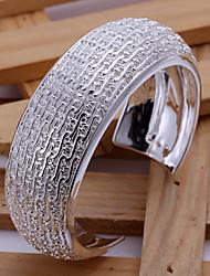 r&lasca chapeamento pulseira d das mulheres