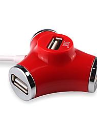 SSK 4-port High Speed USB 2.0 Hub