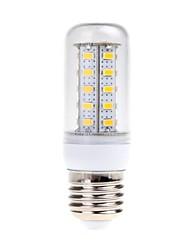 E26/E27 Lâmpadas Espiga T 36 SMD 5730 400 lm Branco Quente AC 220-240 V