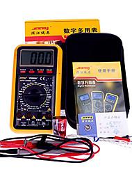 LCD digitale display backlight multimeter multifunctionele elektrische instrument szbj vc9806a +