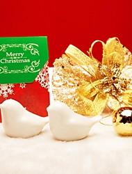 Weihnachtsgeschenk Liebesvögel Salz- und Pfefferstreuer