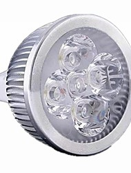 4W GU5.3(MR16) LED Spotlight MR16 4 High Power LED 440 lm Warm White / Cool White Dimmable DC 12 / AC 12 V