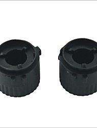 HID adaptateur de prise de support de l'ampoule pour Volkswagen Golf mk6 (2pcs)
