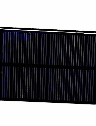 1W 5V Partially Prepared Products The Solar Energy Plate for Industry Enthusiasts DIY