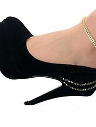 rhinestone tornozeleira acentos decorativos para sapatos one piece