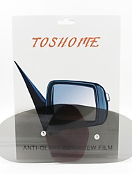 toshome film anti-éblouissement pour rétroviseurs extérieurs pour audi s6 2013-2015