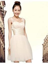 vestidos de dama de honra anuais vestido sem alças curtas roupas vestido de noite elegante vestido l13040
