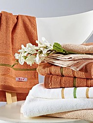 SenSleep® 3pcs Hand Towels Pack, Muilt-Color Stripe Design 100% Cotton Hand Towel
