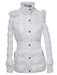 Outfeel Women's New European Cotton Slim Coat