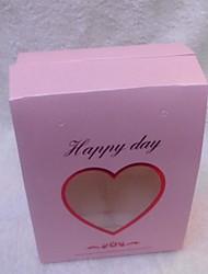Heart-shaped Cardboard Favor Bags For Wedding  Set of 1000