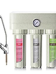 lei di purificador de água potável em casa stright (cinza claro) - 390 * 120 * 405 milímetros