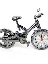 Fashion Creative Bicycle Model Alarm Clock