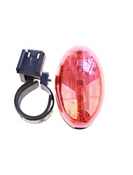 Outdoor Egg Shape Cycling Tail Warning Light