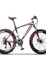2015 New CY-F Mountain Bike Bicycle 21 Gears Shimano Disc Brakes for Xmas Gift