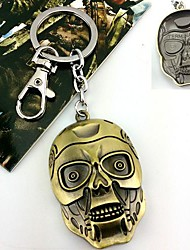The Terminator Golden Alloy Cosplay Key Chain