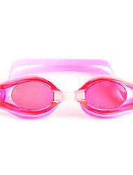 natation étanches silicone classiques lunettes de sport de femmes